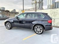 Make BMW Model X5 Year 2011 Colour CARBON BLACK kms for sale  British Columbia