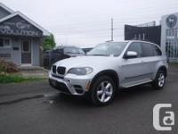 Make BMW Model X5 xDrive35d Year 2011 Colour SILVER