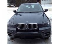 Make BMW Model X5 Year 2011 Colour Grey kms 62500