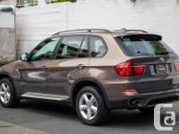 Make BMW Model X5 Year 2011 Colour Brown kms 60000
