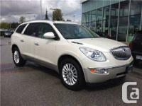 2011 BUICK ENCLAVE CXL 1SB  .Automatic  .AWD .Six