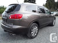 Make Buick Model Enclave Year 2011 Colour Brown kms