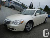 Pre Owned 2011 BUICK LUCERNE LUXURY CXL, Full Loaded,