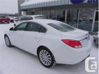 Make Buick Model Regal Year 2011 Colour White kms