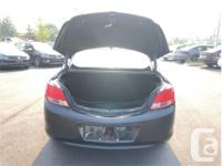 Make Buick Model Regal Year 2011 Colour Black kms
