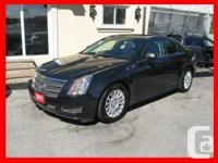 2011 Cadillac CTS !!Fantastic News!! Carproof Clean, 1