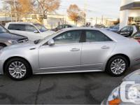 Make Cadillac Model CTS Sedan Year 2011 Colour Silver