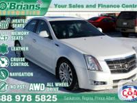 Make Cadillac Model CTS Sedan Year 2011 Colour White
