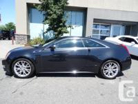 Make Cadillac Model CTS Year 2011 Colour BLACK kms
