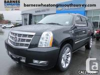 2011 Cadillac Escelade ESV Platinum Well maintained -