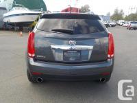 Make Cadillac Model SRX Year 2011 Colour Grey kms