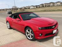 Make Chevrolet Model Camaro Year 2007 Colour Red kms