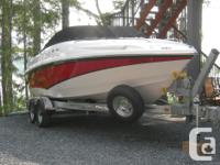 As new 2011 Campion 645i SC, powered by a 300 HP 5.7 Gi
