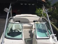 2011 186SSi Chaparrel one owner boat with new engine