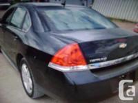 Make Chevrolet Model Impala Year 2011 Colour black kms