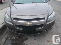 Make Chevrolet Model Malibu Year 2011 Colour brown kms