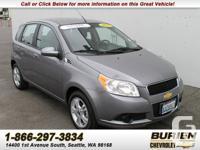 Year: 2011 Make: Chevrolet Model: Aveo Trim: LT Body:4