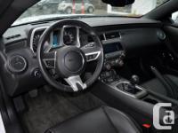 Make Chevrolet Model Camaro Year 2011 Colour White kms