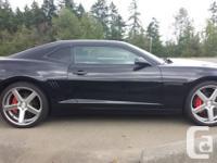Make Chevrolet Model Camaro Year 2011 Colour Black kms