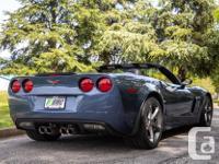 Make Chevrolet Model Corvette Year 2011 Colour Grey