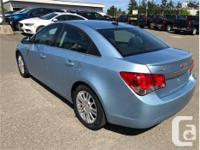 Make Chevrolet Model Cruze Year 2011 Colour Ice Blue