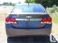 Make Chevrolet Model Cruze Year 2011 Colour Grey kms