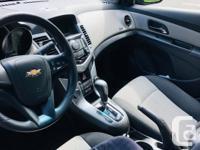 Make Chevrolet Model Cruze Year 2011 Colour Blue kms