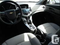 Make Chevrolet Model Cruze Year 2011 Colour White kms