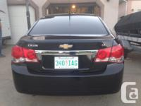 Make Chevrolet Model Cruze Year 2011 Colour Black kms