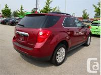 Make Chevrolet Model Equinox Year 2011 Colour Red kms