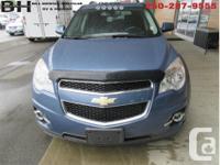 Make Chevrolet Model Equinox Year 2011 Colour Blue kms