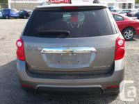 Make Chevrolet Model Equinox Year 2011 kms 191000 2011