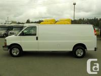 Make Chevrolet Model Express Year 2011 Colour White