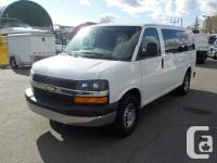 Make Chevrolet Model Express Year 2011 Colour White