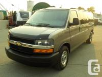 Make Chevrolet Model Express Year 2011 Colour Brown