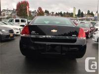 Make Chevrolet Model Impala Year 2011 kms 89434 Trans