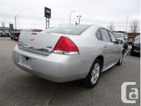 Make Chevrolet Model Impala Year 2011 Colour Silver