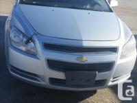 Make Chevrolet Model Malibu Colour Silver Trans