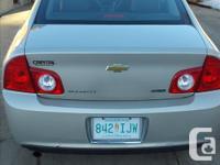 Make Chevrolet Model Malibu Year 2011 Colour Biege kms