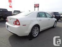 Make Chevrolet Model Malibu Year 2011 Colour White kms
