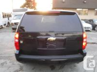 Make Chevrolet Model Tahoe Year 2011 Colour Black kms