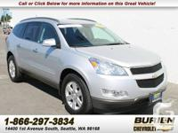Year: 2011 Make: Chevrolet Model: Traverse Trim: AWD