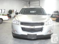 Make Chevrolet Model Traverse Year 2011 Colour Silver