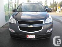 Make Chevrolet Model Traverse Year 2011 Colour Black