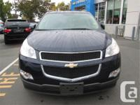 Make Chevrolet Model Traverse Year 2011 Colour Blue