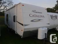 JUST IN ON OUR PRE-OWNED LOT  2011 COACHMEN CATALINA