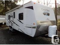 2011 Creekside 22RB - Travel Trailer Ready to tour the