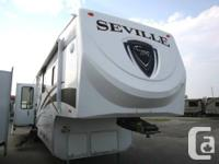 2011 CROSSROADS Recreational Vehicle SEVILLE 5W 35CK.