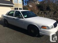 Make Ford Model Crown Victoria Year 2011 Colour White
