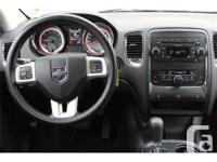 Make Dodge Model Durango Year 2011 Colour Silver kms